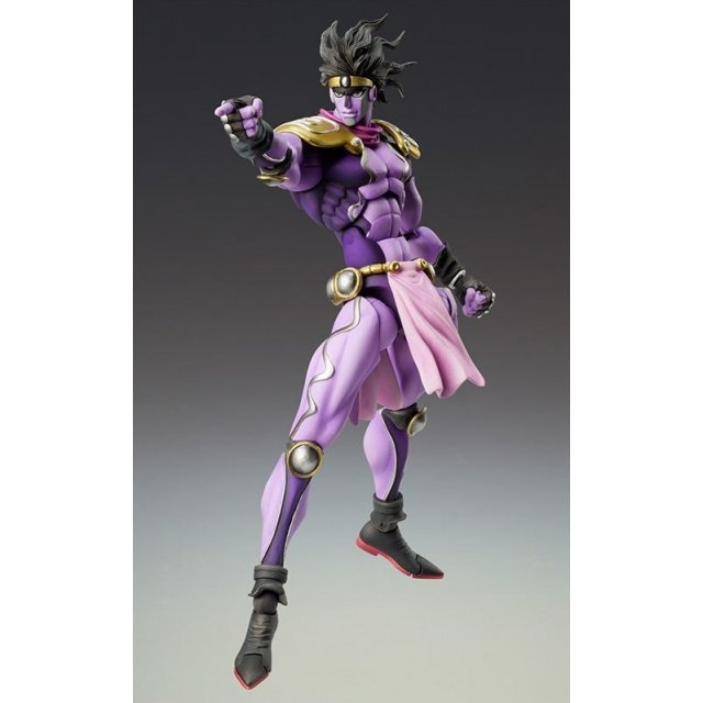 Super Figure JoJo's Bizarre Adventure Part III No. 55 Non Scale Pre-Painted PVC Figure: Star Platinum Third [Hirohiko Araki Specify Color]