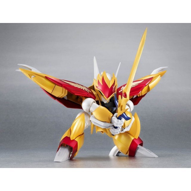 The Robot Spirits Side Mashin Action Figure Mashin Hero Wataru 2: Ryusei-Maru (Hong Kong Version)