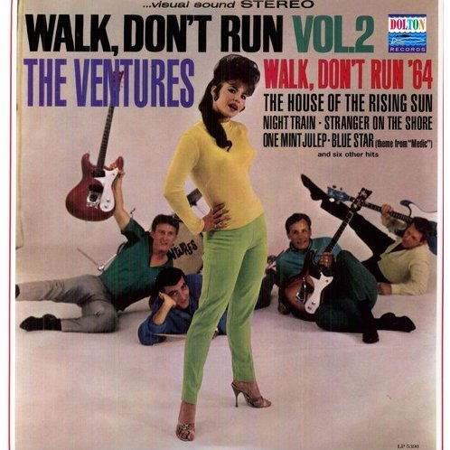 Ventures: Vol. 2-Walk Don't Run