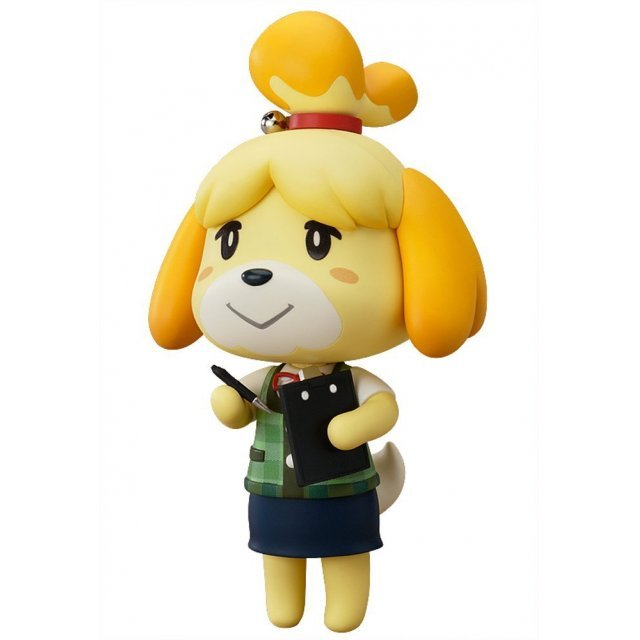 Nendoroid No. 327 Animal Crossing New Leaf: Shizue (Isabelle)