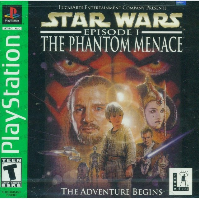 Star Wars: Episode I The Phantom Menace (Greatest Hits)