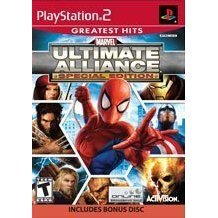 Marvel: Ultimate Alliance: Special Edition (Greatest Hits)