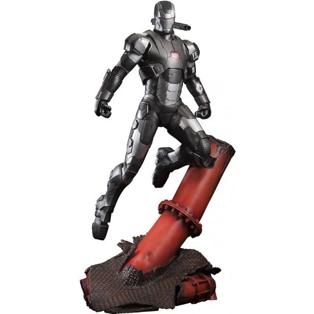 Iron Man 3 ARTFX 1/6 Scale Pre-Painted PVC Statue: War Machine