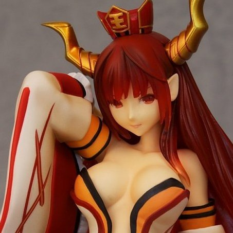 Cross x Create Vol.01 1/8 Scale Pre-Painted PVC Figure: Enma (Re-run)