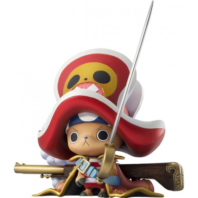 Excellent Model Portrait.Of.Pirates One Piece Edition-Z TONY TONY CHOPPER