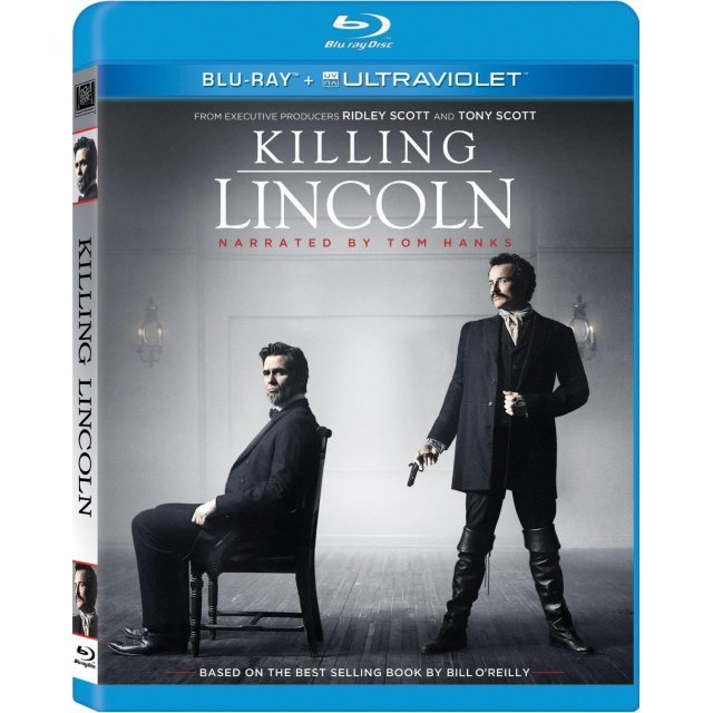 Killing Lincoln [Blu-ray+UltraViolet Copy]