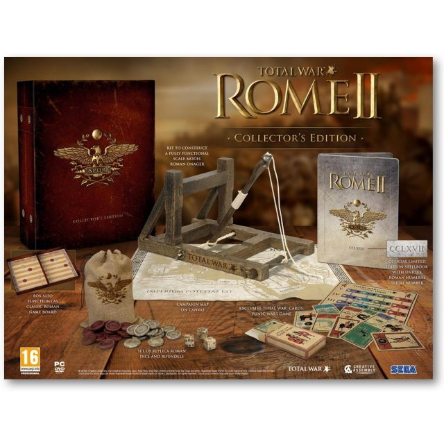 Total War: Rome II (Collector's Edition) (DVD-ROM)