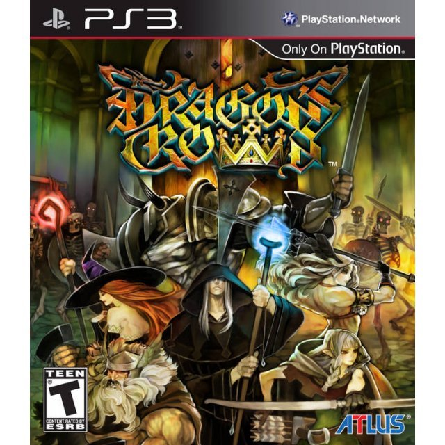 Dragon's Crown (English)
