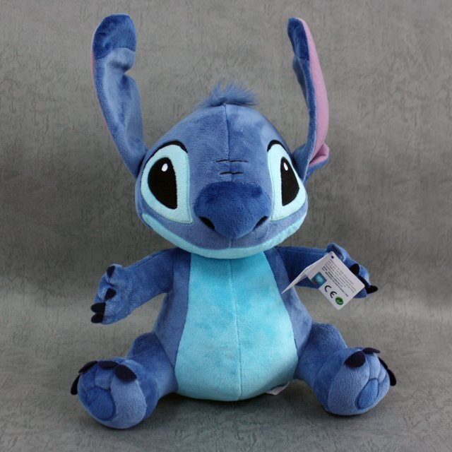 Lilo & Stitch Plush: Sitting Stitch