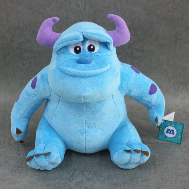 Monsters Inc. Plush Cutie Sulley