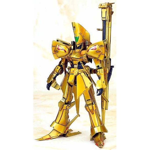 The Five Star Stories 1/144 Scale Model Kit: Night of Gold Rakishisu