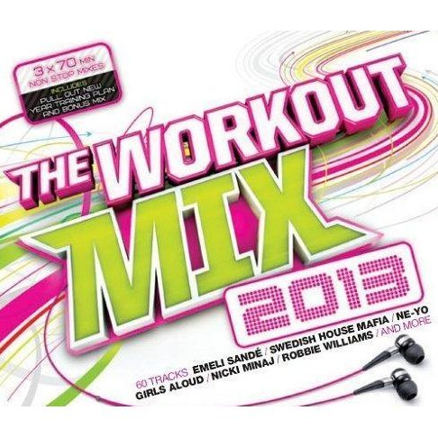 The Workout Mix 2013 [3CD]