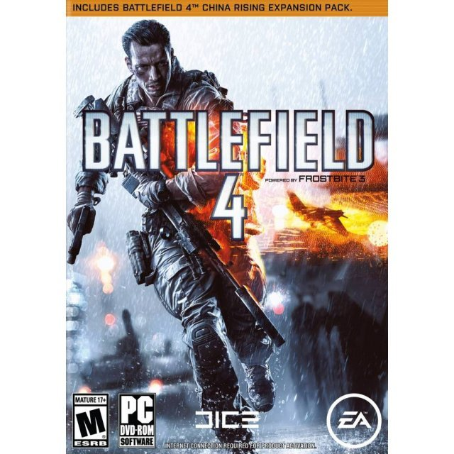 Battlefield 4 (English Packing) (Deluxe Edition) (DVD-ROM)