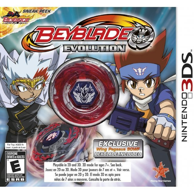 Beyblade: Evolution (Collector's Edition)