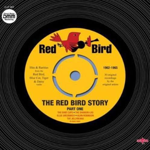 Vol. 1-Red Bird Story