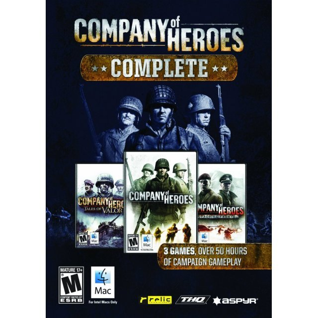 Company Of Heroes Complete Campaign Edition Digital