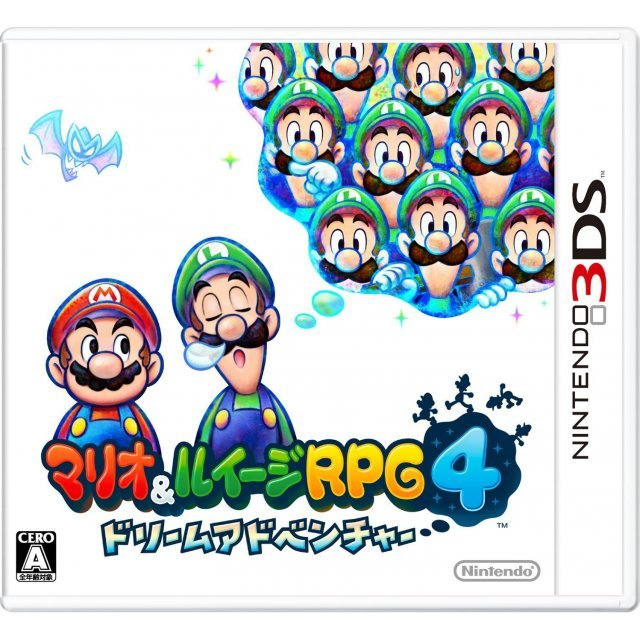 Mario & Luigi RPG 4: Dream Adventure