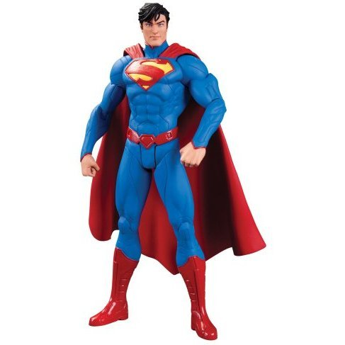 Justice League Action Figure: NEW 52 Superman