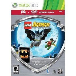 Lego Batman + Movie (Combo Pack)