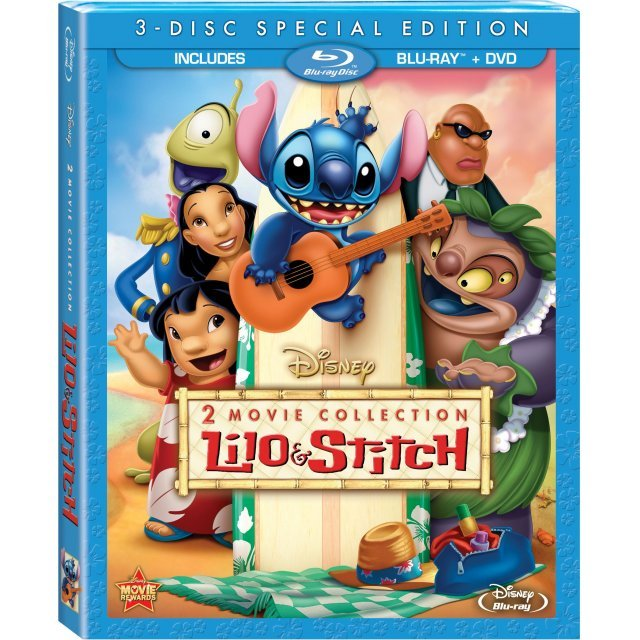 Lilo & Stitch: 2-Movie Collection