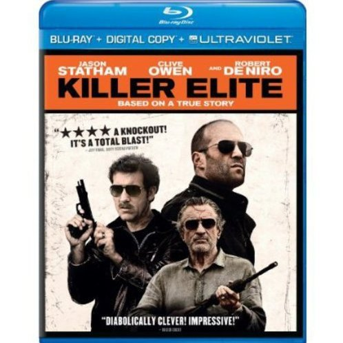 Killer Elite [Blu-ray+Digital Copy+UltraViolet]