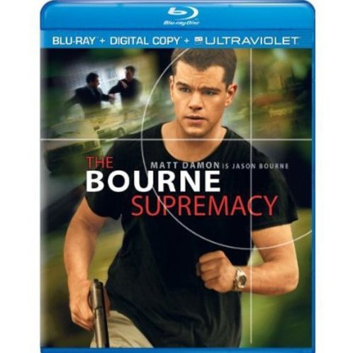The Bourne Supremacy [Blu-ray+Digital Copy+UltraViolet]