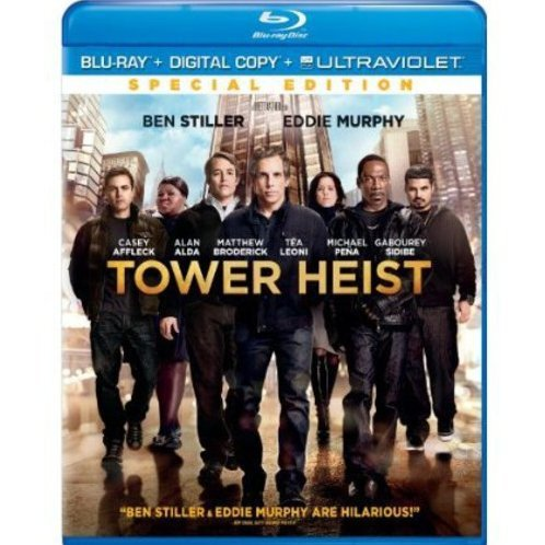 Tower Heist [Blu-ray+Digital Copy+UltraViolet]