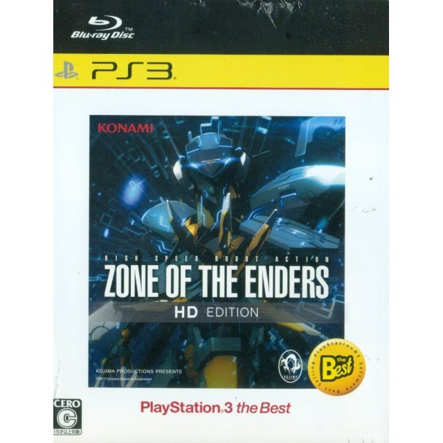 Zone of the Enders HD Edition (Playstation 3 the Best)