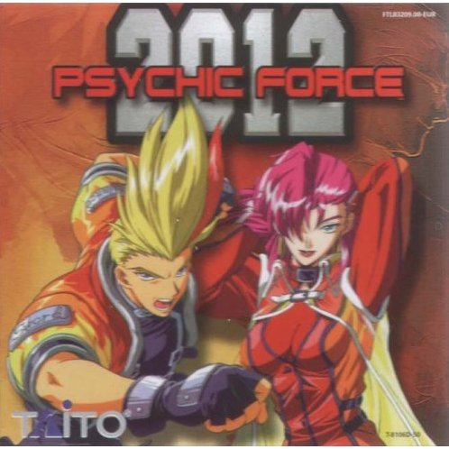Psychic Force 2012