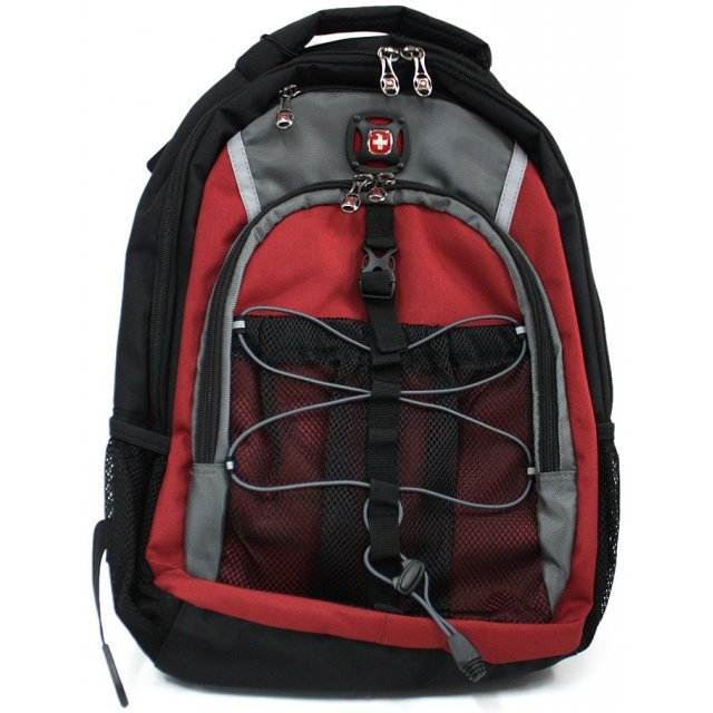 Wenger Business Backpack - Solar (Red)