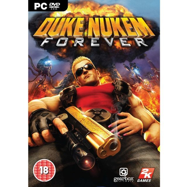 Duke Nukem Forever (Steam)