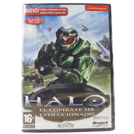 Halo: Combat Evolved (Spanish Version)
