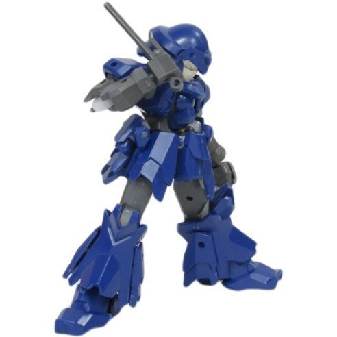 Date 01 Non Scale Pre-Painted Plastic Model Kit: Puraakuto w/ Weapon set (Limited Edition)