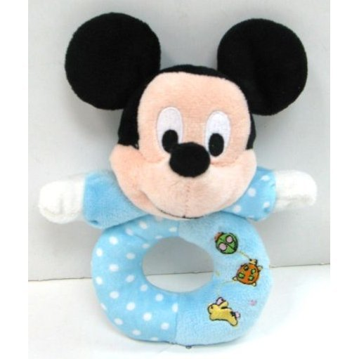 Mickey Ring Rattle