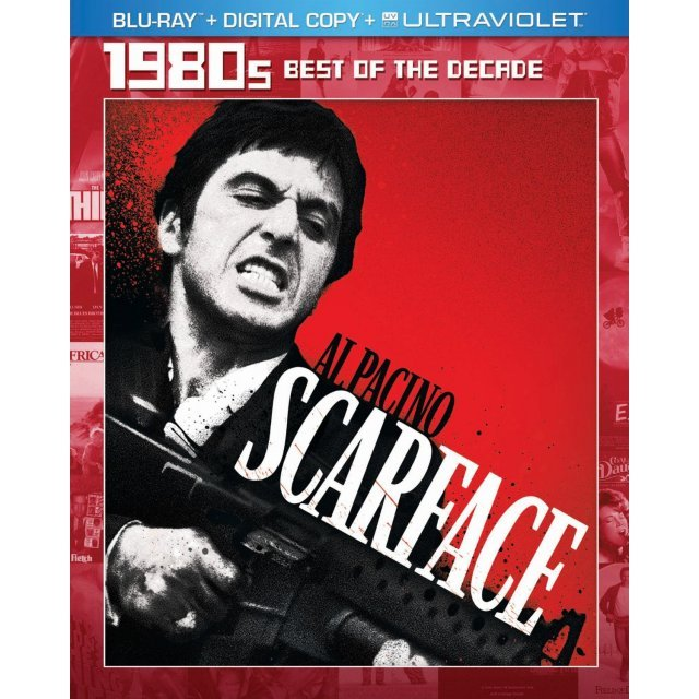 Scarface [1980s Best of the Decade]
