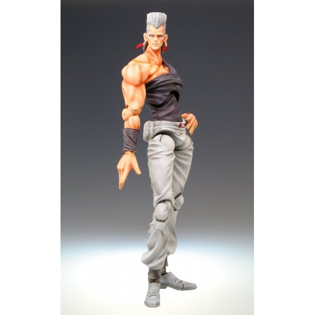 Super Figure JoJo's Bizarre Adventure Part III No. 4 Non Scale Pre-Painted PVC Figure: Jean Pierre Polnareff (Re-run)