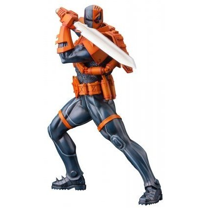 ARTFX Deathstroke 1/6 Scale Pre-Painted PVC Figure: Deathstroke the Terminator