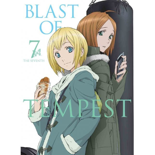 Zetsuen No Tempest / Blast Of Tempest Vol.7 [DVD+CD Limited Edition]