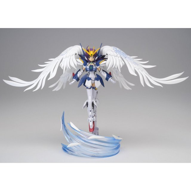 Armor Girls Project MS Girl Wing Gundam Zero PVC Figure (EW Ver.)