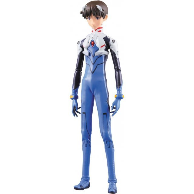 Real Action Heroes 449 Neon Genesis Evangelion Fashion Doll: Ikari Shinji (Re-run)