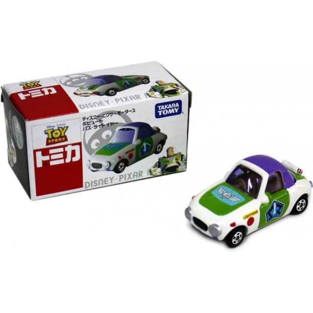 Tomica Disney Pixar Popute Buzz Lightyear Cars