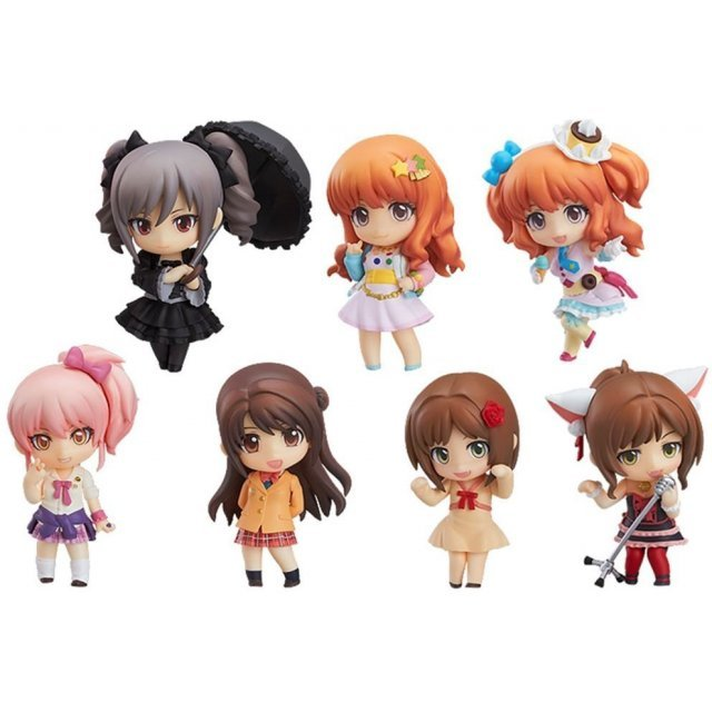 Nendoroid Petite: IDOLM@STER Cinderella Girls Stage 02 (Random Single)