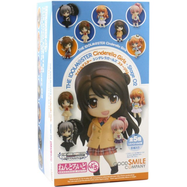 Nendoroid Petite: IDOLM@STER Cinderella Girls Stage 02 (Set of 7 pieces)