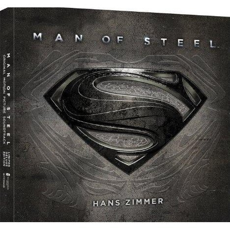 Man of Steel Original Sound Track [Deluxe Edition]