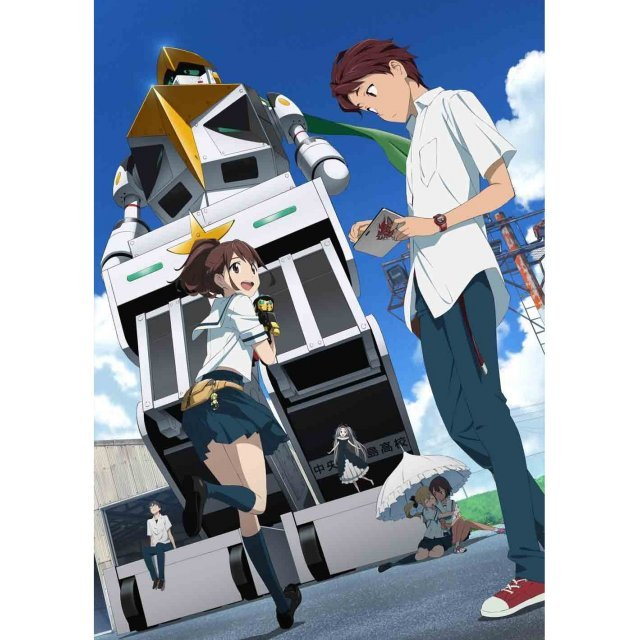 Robotics;notes Vol.8