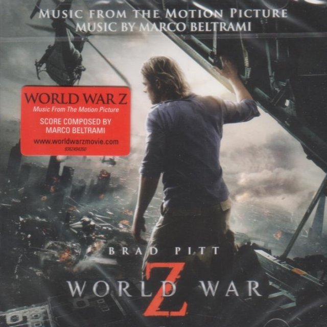 World War Z Original Soundtrack