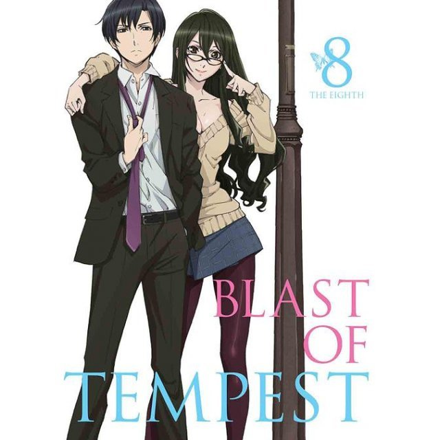 Zetsuen No Tempest / Blast Of Tempest Vol.8 [DVD+CD Limited Edition]