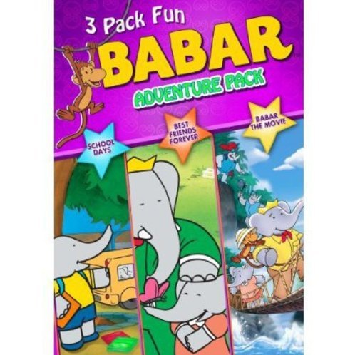 Babar Adventure Pack