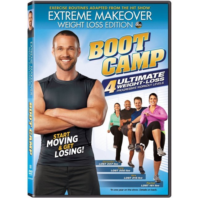 Extreme Makeover Weight Loss Edition: Boot Camp