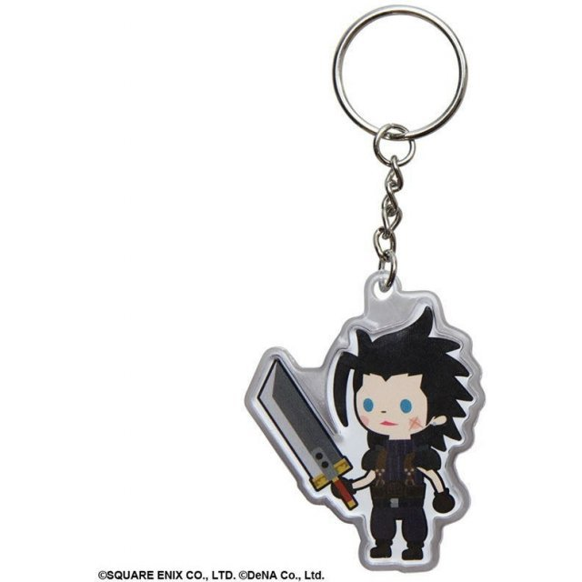 Square Enix Final Fantasy Brigade Break the Seal Clear Key Ring Vol.2: Sachs